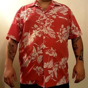 1970's Hawaiian shirt a la Tom Selleck